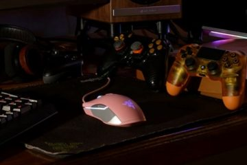 Top 5 Best Gaming Mouse Under 100 Dollars